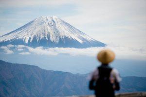 富士山と修行