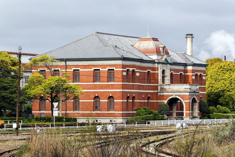 八幡製鐵所旧本事務所