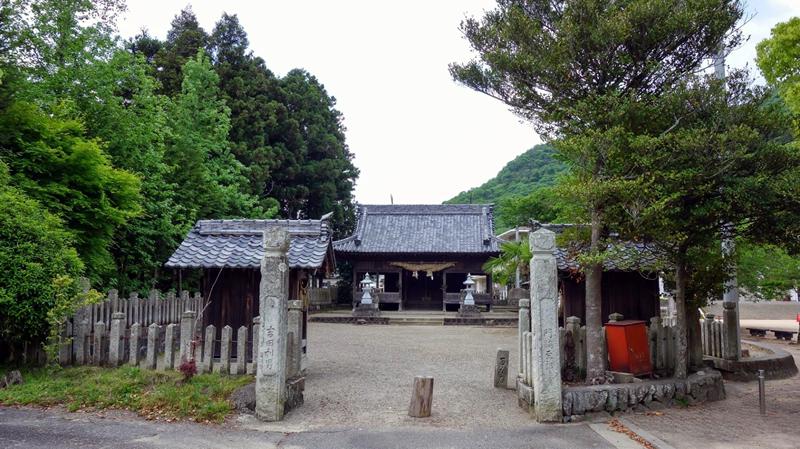 中野間貴船神社(なかのまきふねじんじゃ)