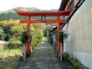 火車神社(ひぐるまじんじゃ)
