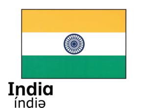 こども英語 India インド