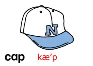 こども英語 CAP