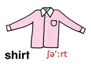 こども英語 シャツ