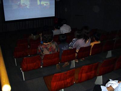 サケ映像室