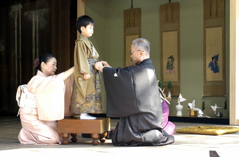 日本の風習に息づく礼
