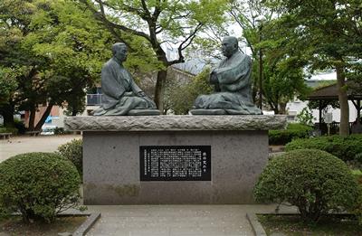 西郷武屋敷跡(武町)