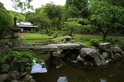 旧島津氏玉里邸庭園