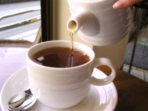 紅茶の正しいいただき方