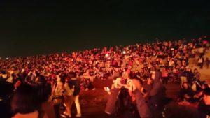 バルーンフェスタ夜